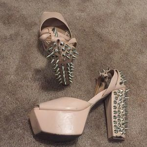 Jeffery Campbell Heels